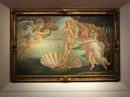 "Bottichelli's ""Birth of Venus"""