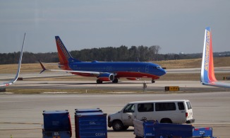 Older Southwest Airlines colors