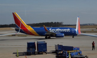 Latest Southwest airlines colors