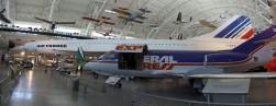 Concorde and Dassault Falcon 20